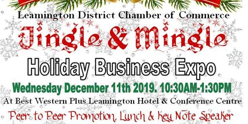 Jingle & Mingle Business Expo