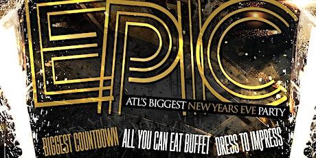 EPIC! NYE ATL tickets
