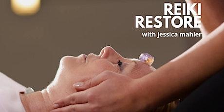 Reiki Restore tickets