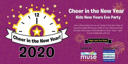 Cheer in the New Year 2020!