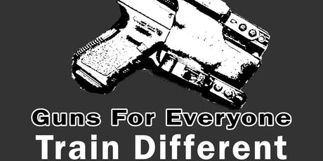 Intro to Defensive Carbine Class - December 14th, 2019 tickets