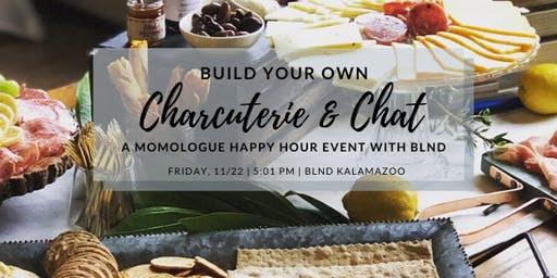 Build Your Own Charcuterie & Chat