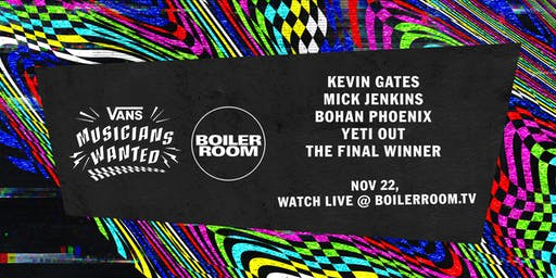 THE TAKEOVER - HOUSE OF VANS CHICAGO
