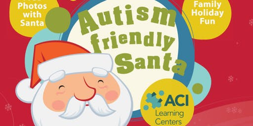 Autism Friendly Santa - FREE Community Event (SLTX)