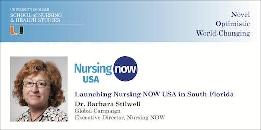 NURSING NOW USA South Florida Lecture Series