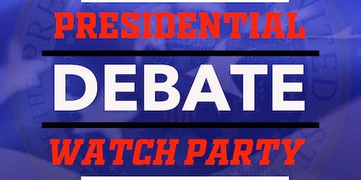 Presidental Debate Watch Party - ATLANTA EDITION! : BYV + Georgia STAND-UP