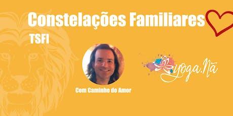 Constelações Familiares TSFI no Yoga Nã ingressos