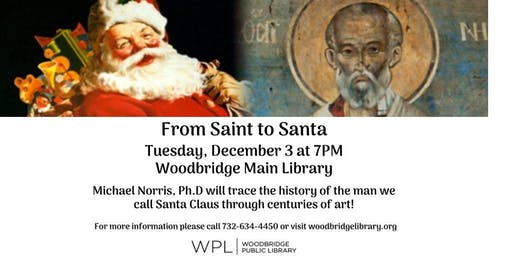 From Saint to Santa
