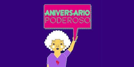 #AniversarioPoderoso  | Chicas Poderosas España entradas