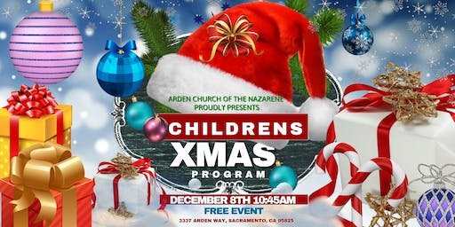 Arden Kids- Childerns Christmas Program