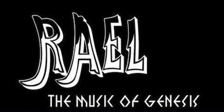 RAEL - The Music of Genesis tickets