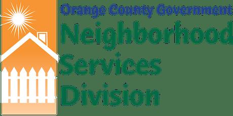 Orange County Non-Profit Safety Grant Workshop tickets