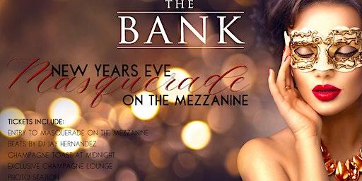 New Year's Eve - Masquerade on the Mezzanine