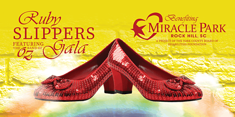 Ruby Slippers Gala tickets
