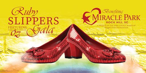 Ruby Slippers Gala