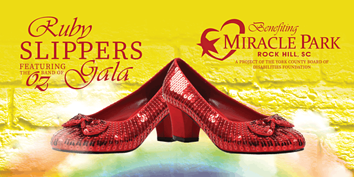Ruby Slippers Gala