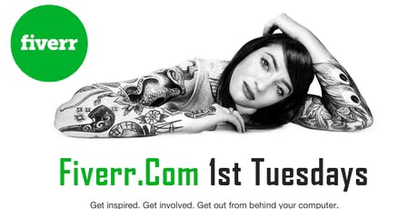1st Tuesdays - Fiverr.Com Community Networking tickets