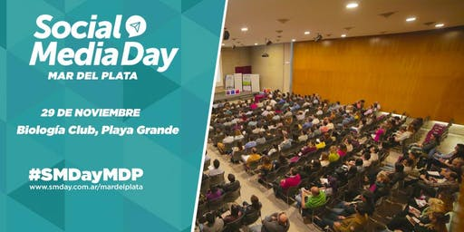 Social Media Day Mar Del Plata