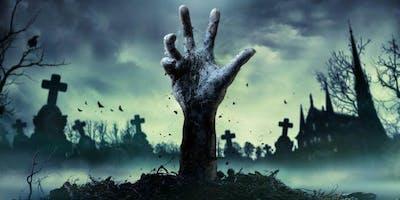 Teens Zombie Apocalypse Escape Room Event!