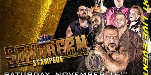WWN & ACW present Southern Stampede 2019