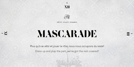 New Year's Eve Mascarade tickets