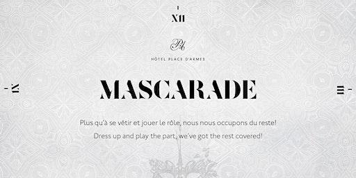 New Year's Eve Mascarade
