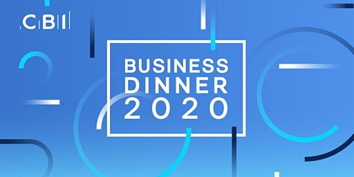 CBI Business Dinner - Sheffield