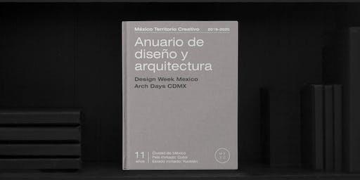 Presentación del Anuario de Diseño y Arquitectura 19-20