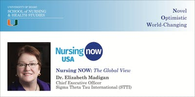 NURSING NOW USA South Florida Lecture Series