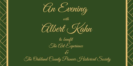An Evening with Albert Kahn