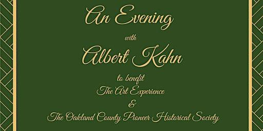 An Evening with Albert Kahn