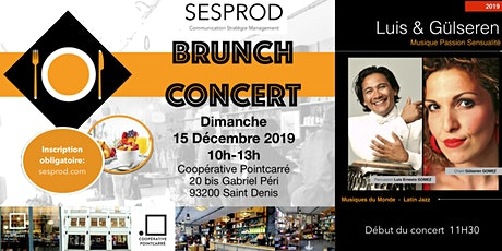 Brunch Concert  billets