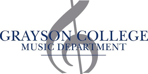 Grayson College Music Department Fall Concert
