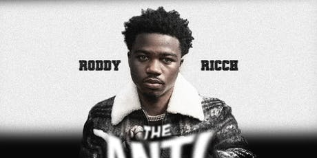 Roddy Ricch - The Anti Social Tour tickets