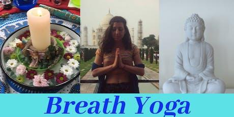 Breath Yoga tickets