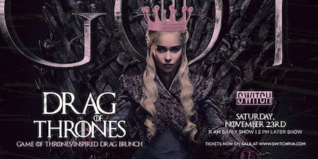 Winter is Coming Drag Brunch | Later Show tickets