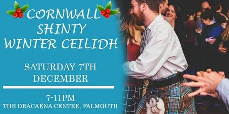 Cornwall Shinty Club Christmas Ceilidh tickets