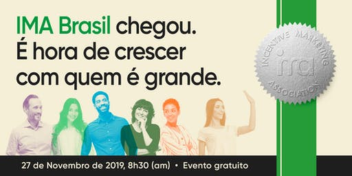 Lançamento IMA Brasil
