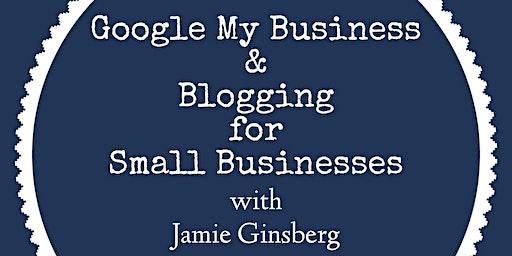 Google My Business & Blogging