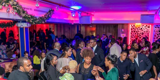 Avant-Garde Network's Holiday Party