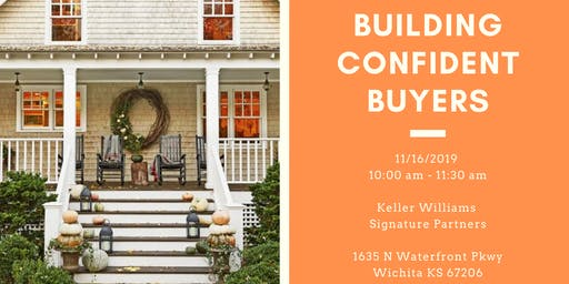BUILDING CONFIDENT BUYERS