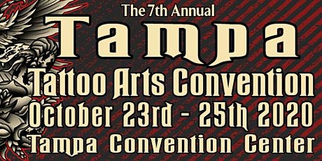 7th Annual Tampa Tattoo Arts Convention tickets