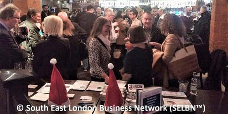 South East London Business Network's Christmas Magic 2019 Networking Event  tickets