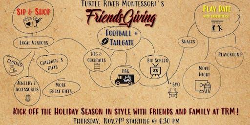 TRM Friendsgiving: Sip, Shop and Football Social