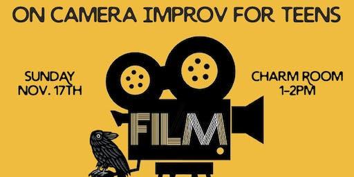 On Camera Improv for Teens