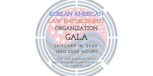 Korean American Law Enforcement Organization GALA