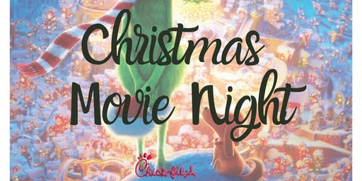 Christmas Movie Night: Featuring The Grinch (2018)