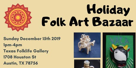 Holiday Folk Art Bazaar tickets