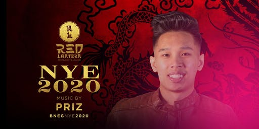 New Year's Eve 2020 at Red Lantern