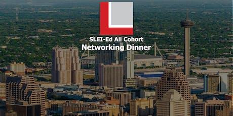 San Antonio TX Stanford Latino Entrepreneur (SLEI-Ed) Alumni Dinner tickets